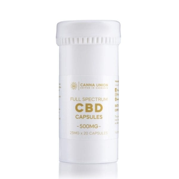 CBD Pills 500mg