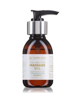 CBD Massage Oil 300mg