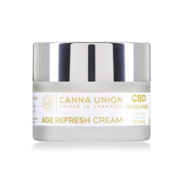 CBD Age Refresh Creme 100mg