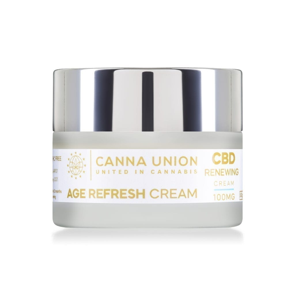 CBD Věk Refresh