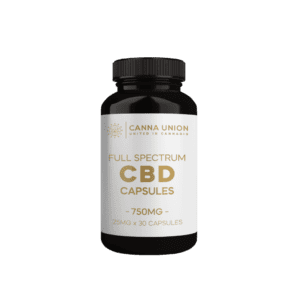 Softgel CBD Capsules