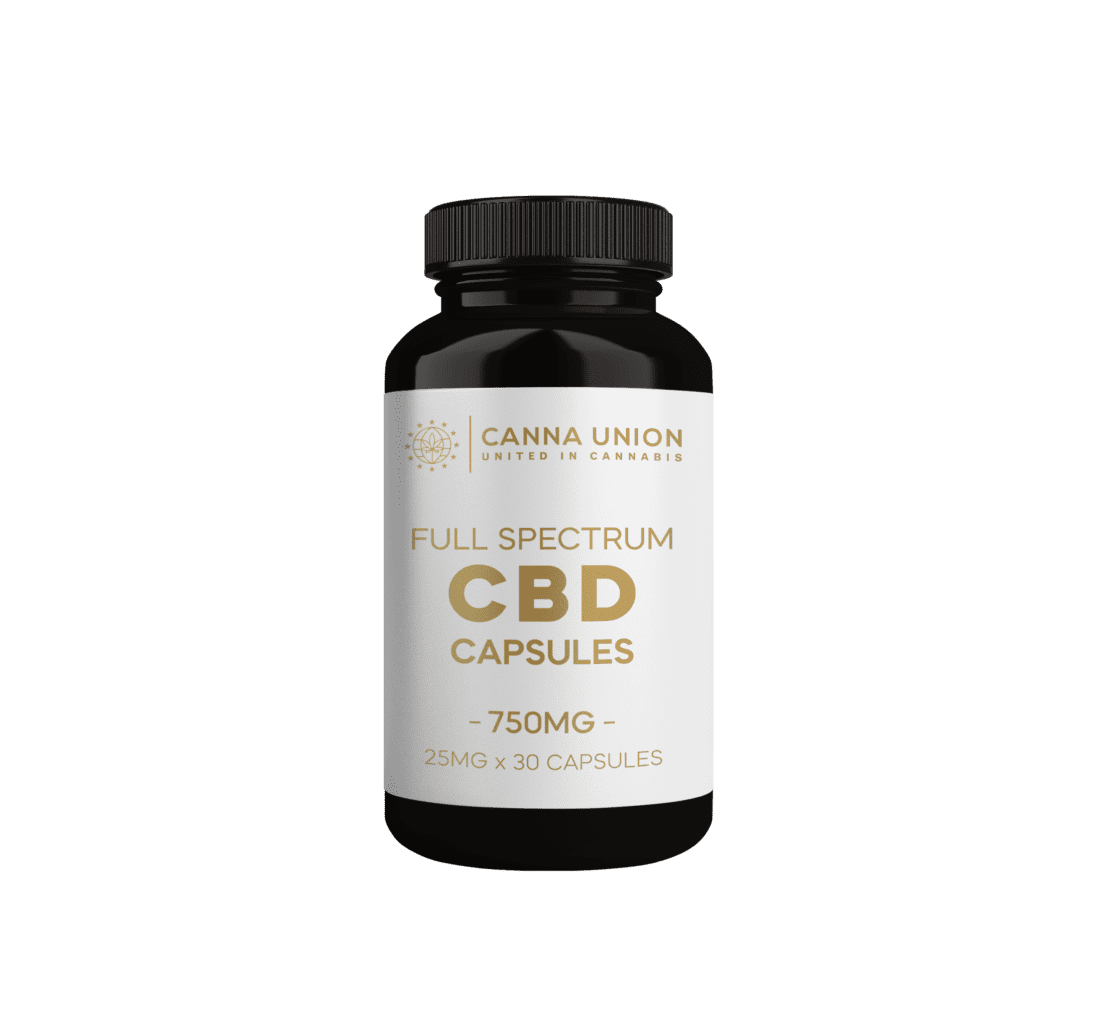 Cápsulas Softgel CBD