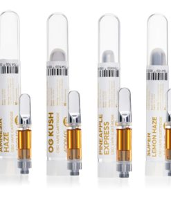 CBD Vape oil carts