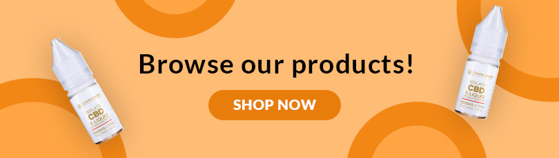Online Cannabis CBD Store In Europe and UK